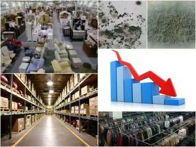 Pelėsis sandėliavimo patalpose gali apgadinti produkciją - 860651043