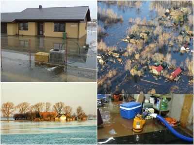 Pelėsis rūsyje - potvynis - 860651043